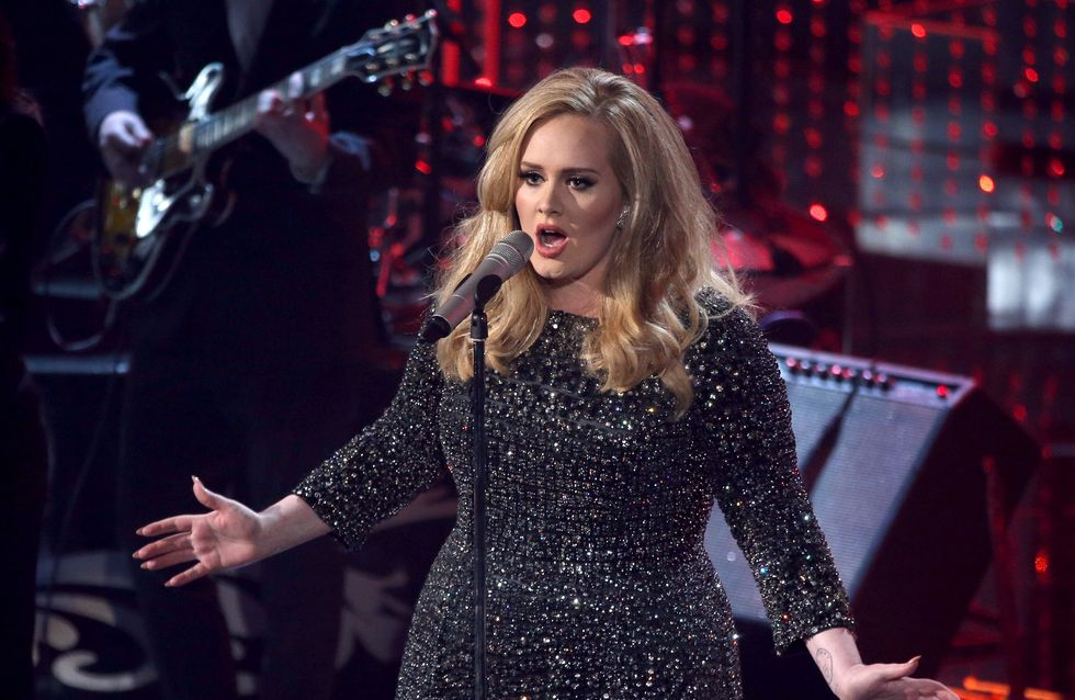 Adele : Amincie, la star prépare-t-elle son nouvel album ? (Photo)