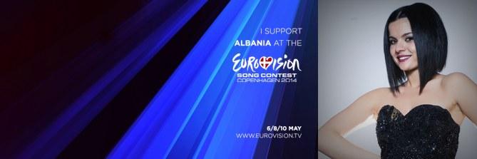 Albanie (Eurovision 2014)
