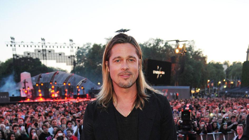 Brad Pitt : Fâché avec les douches dans sa jeunesse