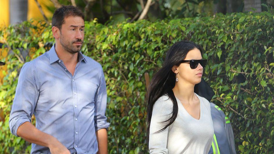 Adriana Lima y su marido se separan tras cinco años de matrimonio
