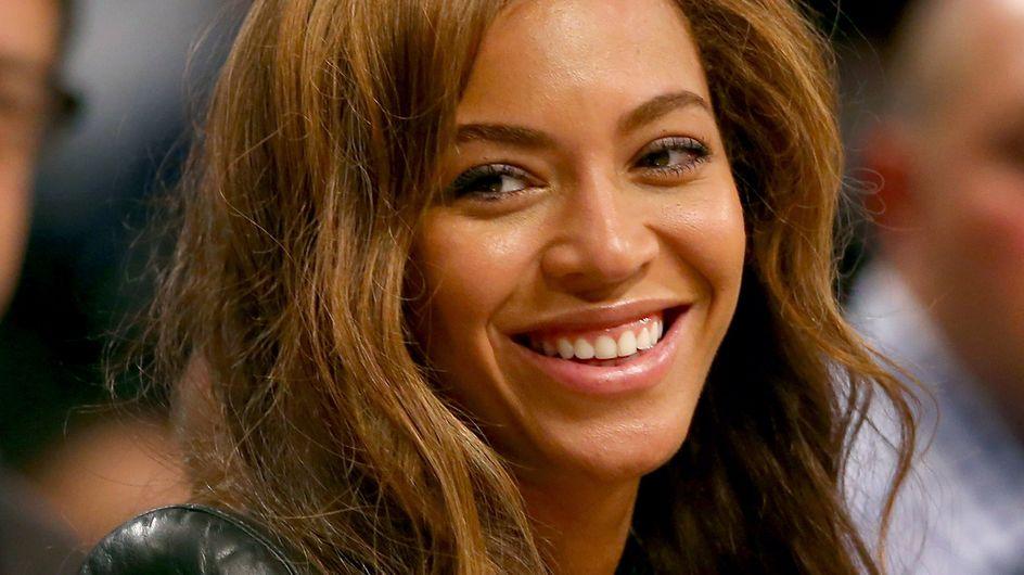 Beyoncé : Elle redevient brune ! (Photos)