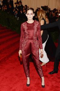 Kristen Stewart au Met Ball 2013