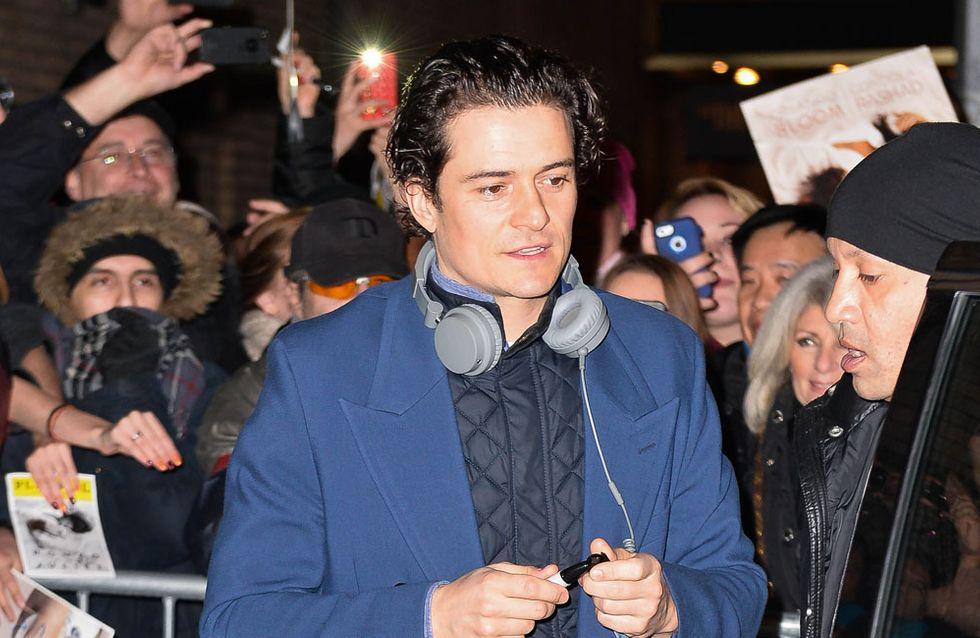 Orlando Bloom stellt 'Zulu' in Hamburg vor