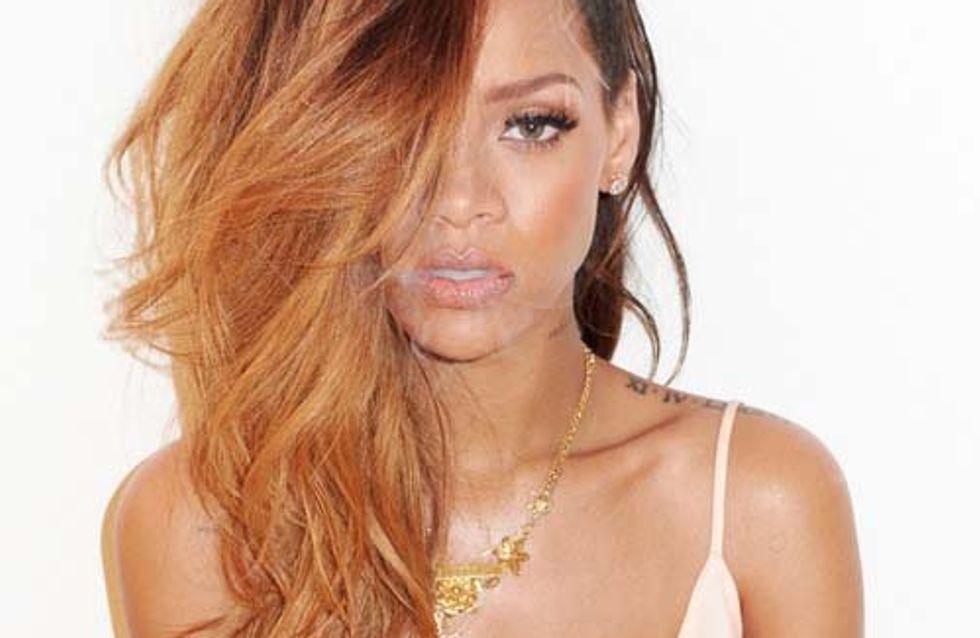 Rihanna : Son compte Instagram a disparu