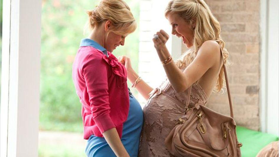 Les 20 choses les plus pénibles pendant la grossesse