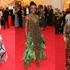 Met Ball 2014 : Les pires looks des stars sur le red carpet