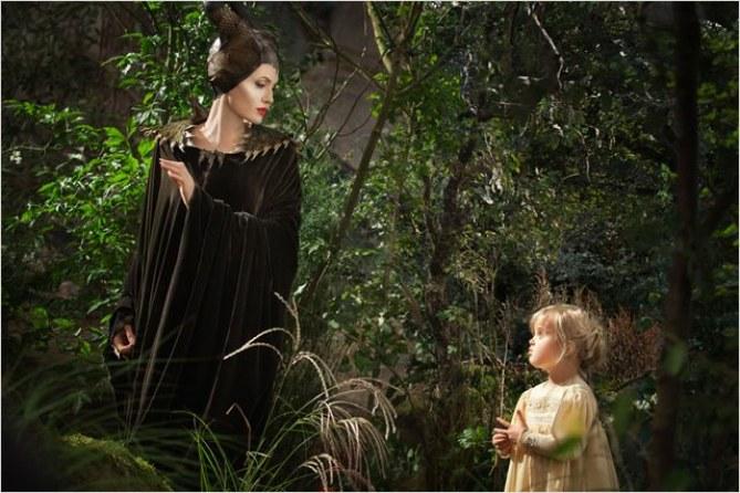 Angelina Jolie et sa fille Vivienne Jolie-Pitt