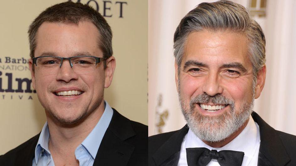 George Clooney : Des fiançailles pas si surprenantes selon Matt Damon