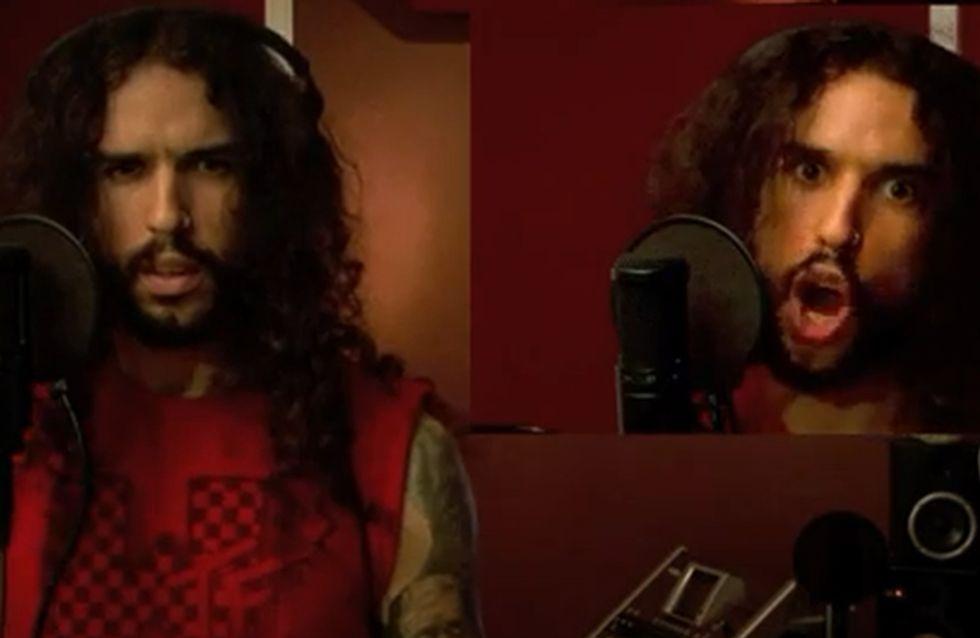 Genial! Dieser Mann singt 'Talk Dirty' in 20 verschiedenen Styles!
