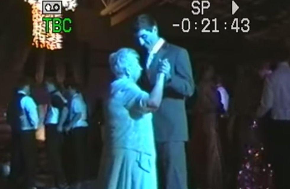 Il réalise le rêve de sa grand-mère en l'invitant à son bal de promo (Vidéo)