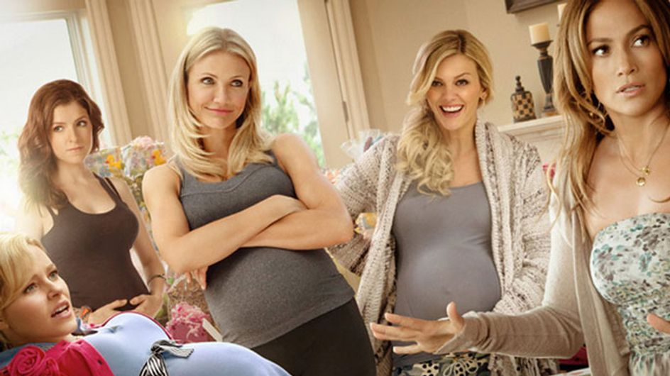 The Stages Every Girl Goes Through During Pregnancy