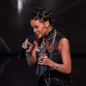 Rihanna at IHeartRadio