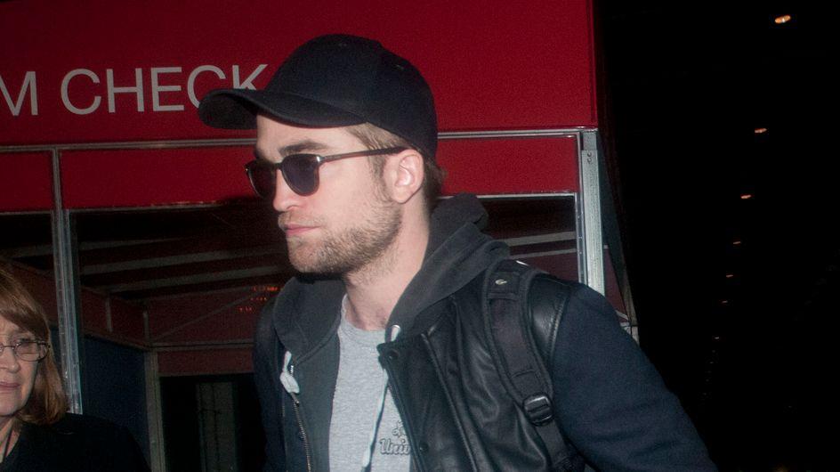 Robert Pattinson : Vu avec une mystérieuse blonde…