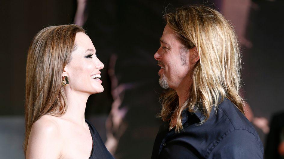 Angelina Jolie confirma que habrá boda con Brad Pitt