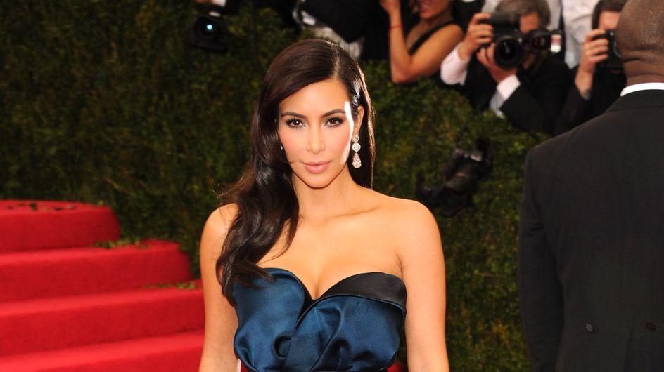 Kim Kardashian : Enceinte de son 2e enfant ? (Photo)