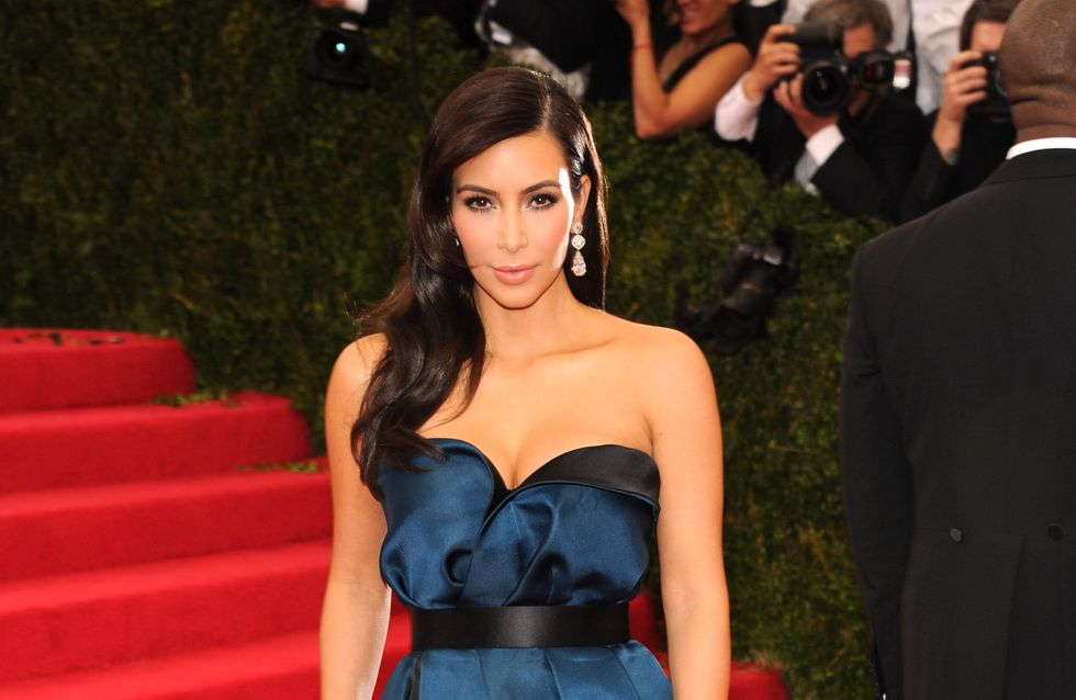 Kim Kardashian : Enceinte de son 2e enfant ? (Photo)