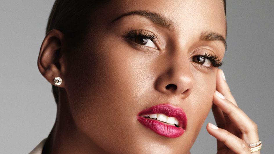 Alicia Keys est la nouvelle égérie des Parfums Givenchy
