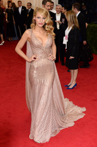 Blake Lively au Met Ball 2014