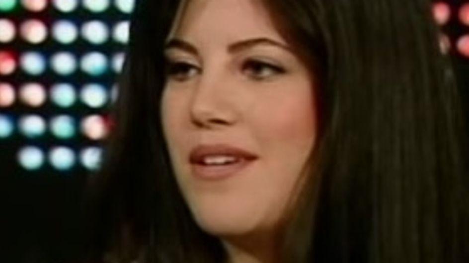 Monica Lewinsky se confie sur sa liaison avec Bill Clinton