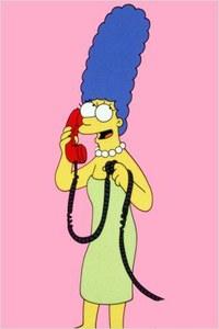 Marge Simpson, nouvelle icône MAC