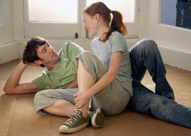 In caso di malattia sono i mariti a lasciare le mogli
