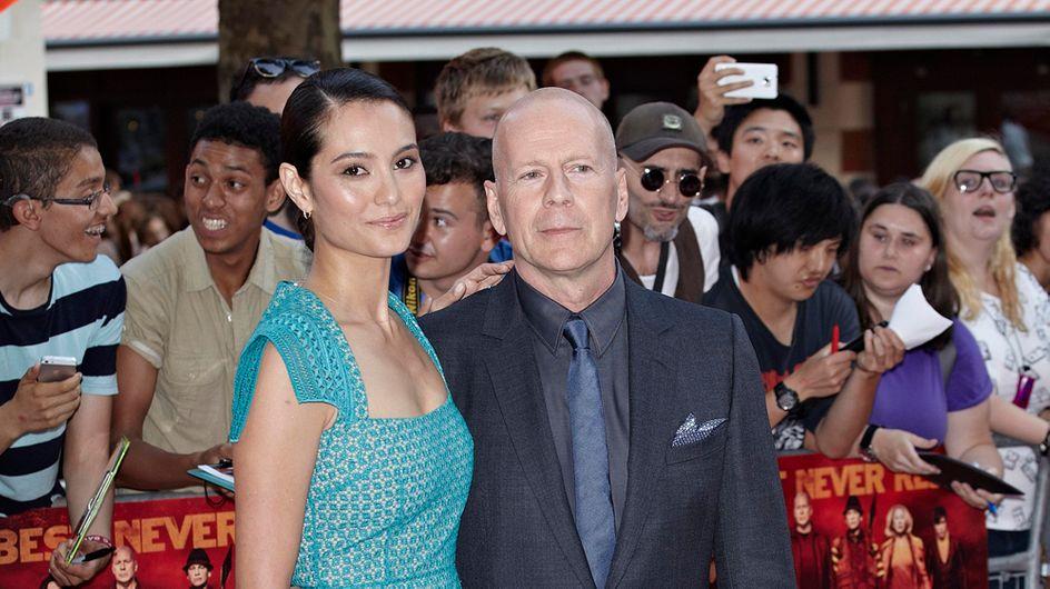 Bruce Willis ist wieder Vater geworden: Tochter heißt Evelyn Penn