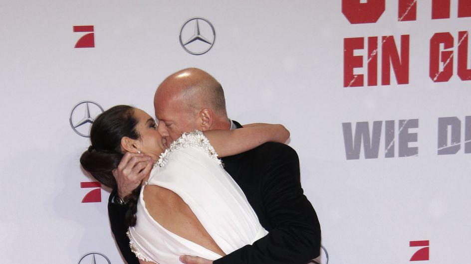 Bruce Willis : (Encore) Papa d'une petite fille !