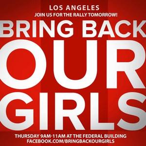 Campaña Bing Back Our Girls!