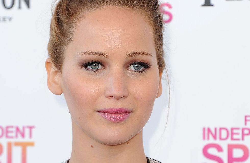 Jennifer Lawrence hält sich selbst für nervig und überdreht