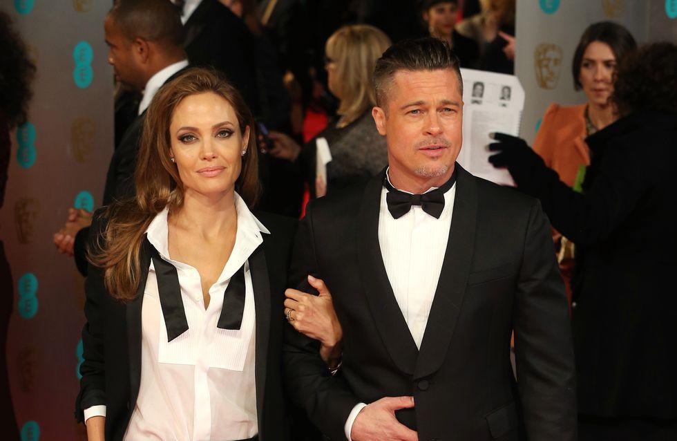 Angelina Jolie : « Je n'aurais jamais pensé rencontrer la bonne personne »