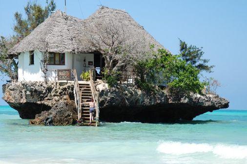 The Rock Restaurant - Tanzânia
