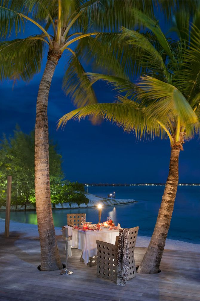 St. Regis - Bora Bora, Polinésia Francesa