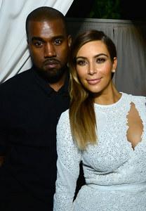 Kim et Kanye