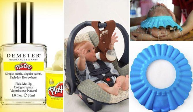 Alcuni tra gli oggetti per bambini più stravaganti