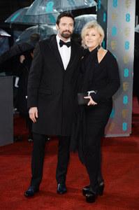 Hugh Jackmann und Deborah Lee-Furness