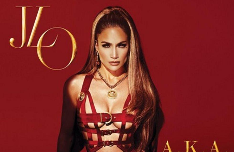 Jennifer Lopez : Ultra hot sur la pochette de son nouvel album (photo)