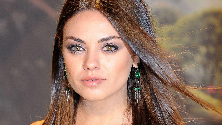 Mila Kunis : L'astuce d'Ashton Kutcher pour combler ses envies de femme enceinte