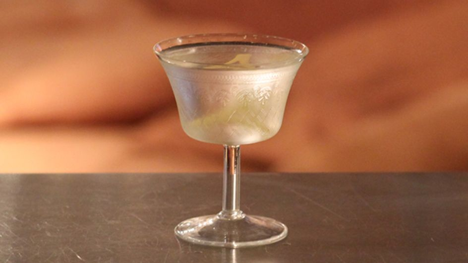 How To Make A Gin Martini: The Secret Trick You All Need To Know
