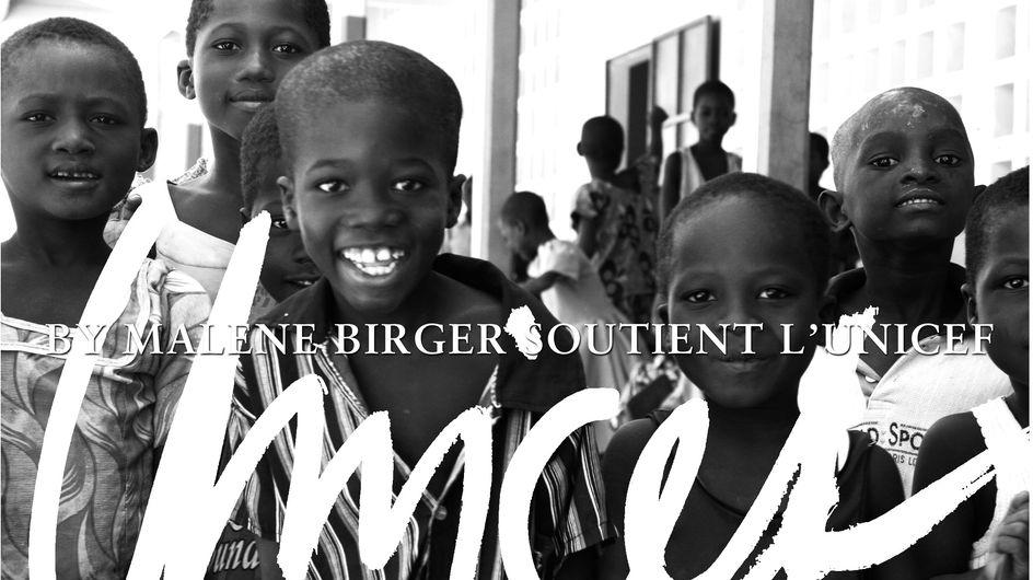 UNICEF x By Malène Birger, la collab au grand coeur