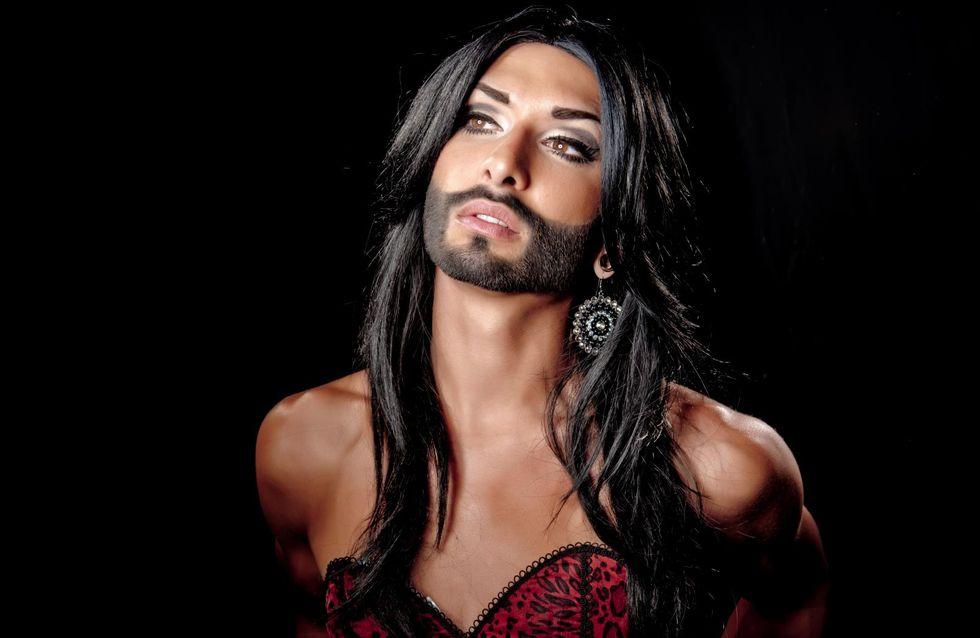 Chi è Conchita Wurst, la drag queen di cui tutti parlano che ha trionfato all' Eurovision Song Contest