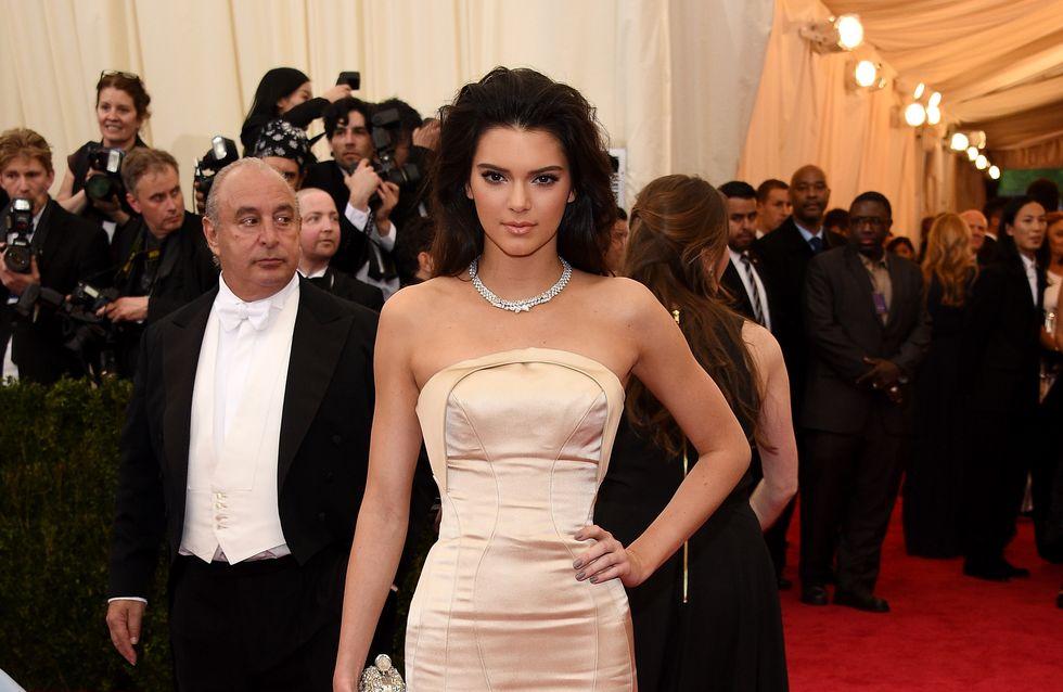 Kendall Jenner : Nouvelle égérie Topshop ?