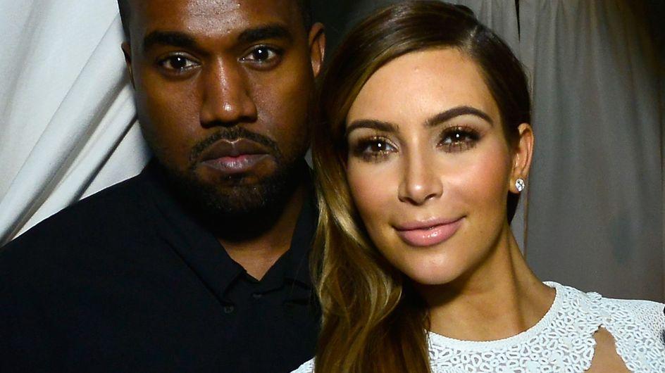 Kim Kardashian : Découvrez son faire-part de mariage