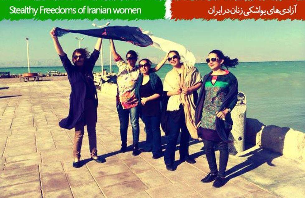Iran : Quand les femmes retirent leur voile pour revendiquer leur liberté (photos)