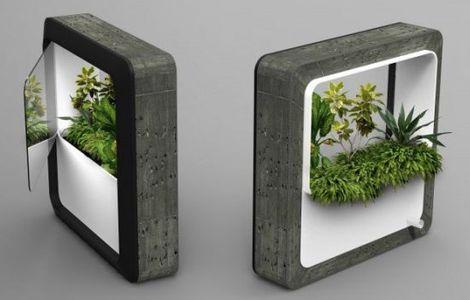 Gobric sistema di orti nel muro