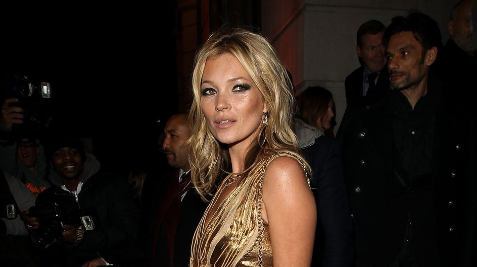 Kate Moss macht Party mit Miley Cyrus