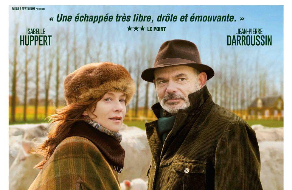 La Ritournelle : Isabelle Huppert en bergère !