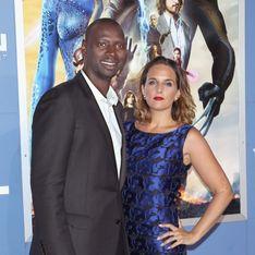 Omay Sy : Soutenu par sa femme pour la première d'X-Men