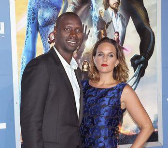 Omay Sy : Soutenu par sa femme pour la première d<U+0092>X-Men