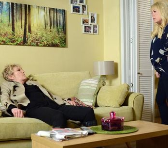 Eastenders 23/05 – Phil finds Shirley hungover