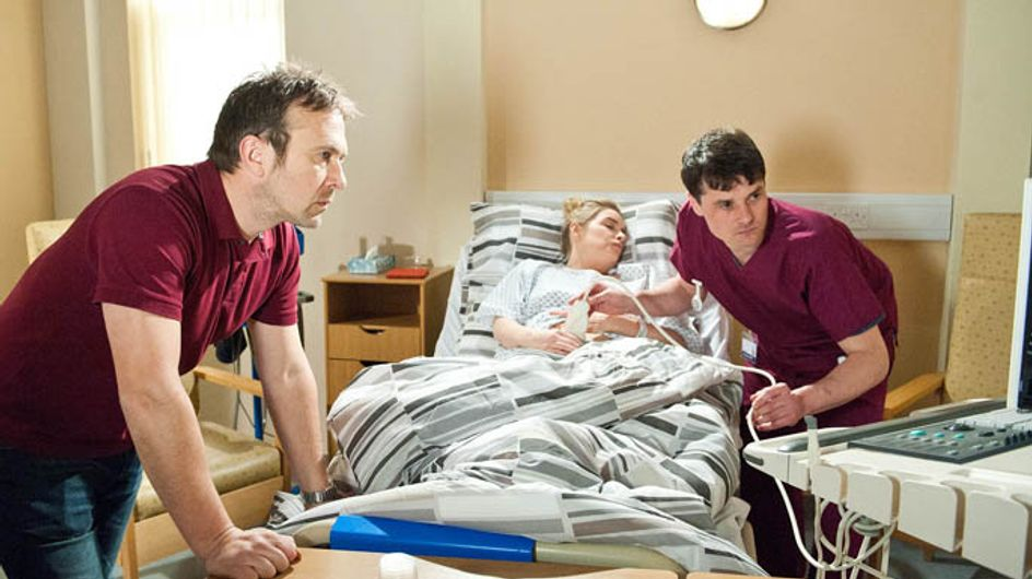 Emmerdale 22/05 – Charity pretends she's 'lost' the baby